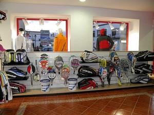 tienda deporte
